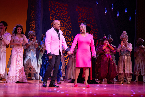 Peabo Bryson, Regina Belle  Photo