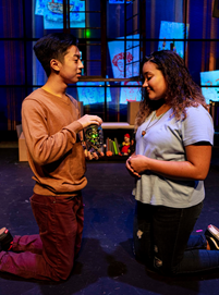 BWW Review: LOST GIRL at Des Moines Young Artist Theatre: A Journey of Growing Up