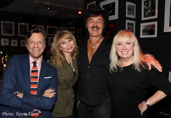 Jim Caruso, Susie Clausen, Randy Jones, Kerry Robinson Photo