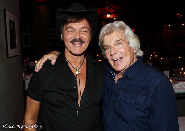 Randy Jones,  John Davidson Photo