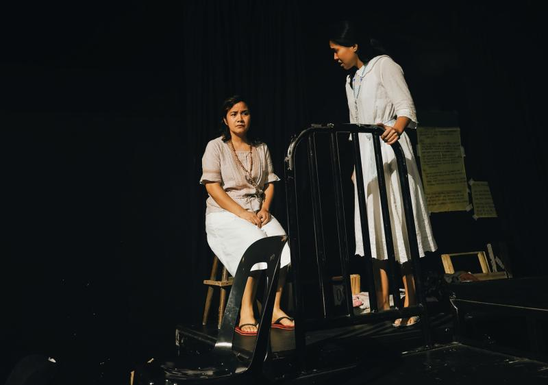 Photos: HIMALA: ISANG MUSIKAL In Rehearsal; Show Opens 20 Sept.