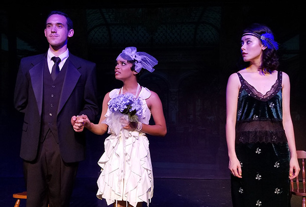 Photo Flash: First Look At GATSBY: A New Musical Satire of F. Scott Fitzgerald's The Great Gatsby