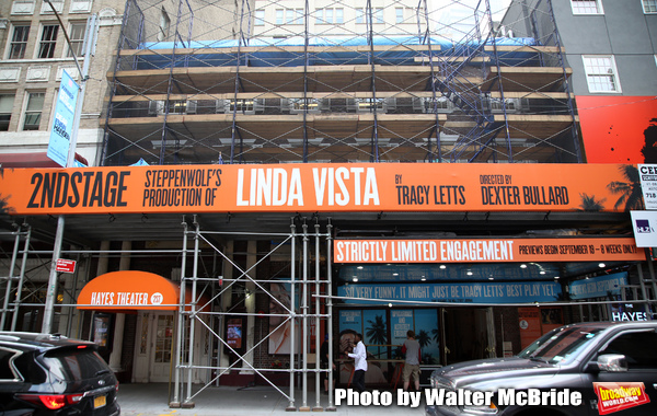 Up On The Marquee: Second Stage Theater's LINDA VISTA