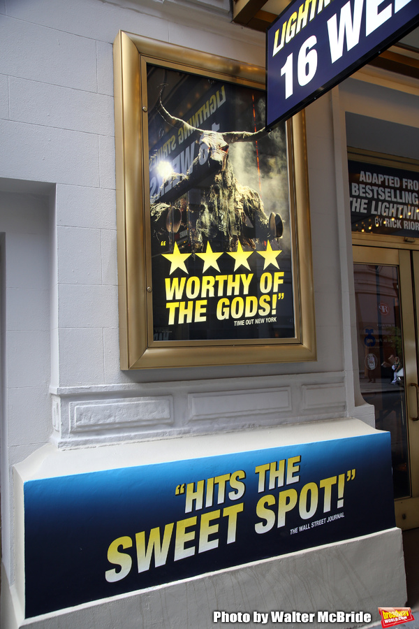 Up On The Marquee: THE LIGHTNING THIEF Comes to Broadway