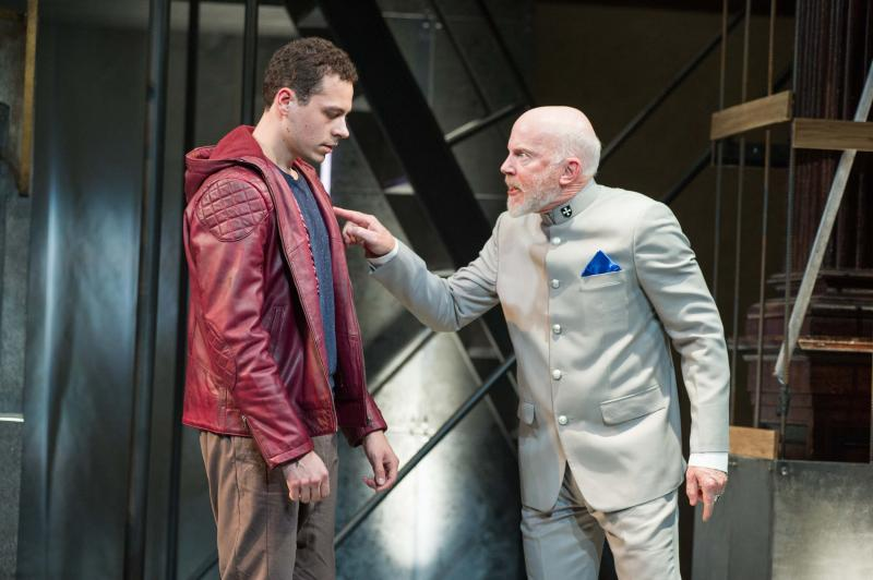 BWW Review: 1 HENRY IV at Folger Shakespeare Library