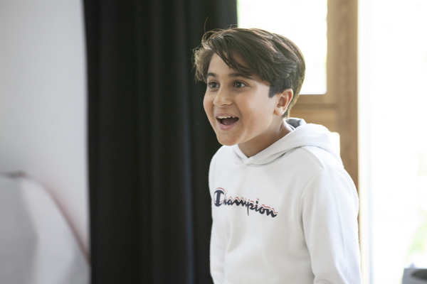 Photo Flash: In Rehearsal With MOTHER OF HIM At Park Theatre