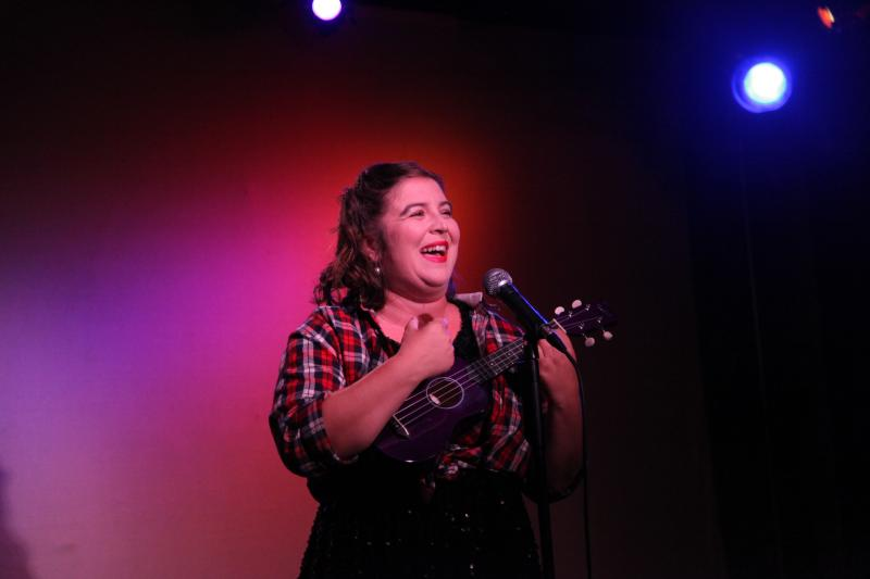 BWW Review: LENA MOY-BORGEN: GLAM GIRL IN A GRUNGE WORLD Presents Perfection at Don't Tell Mama