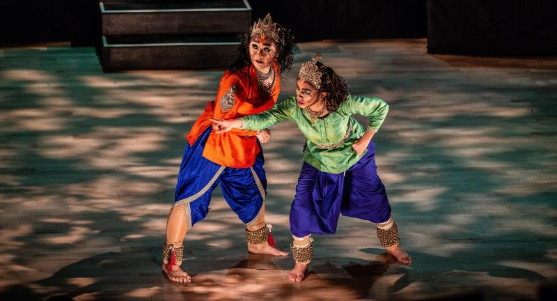BWW Feature: SON OF THE WIND Has its World Premiere on September 14 at The John Anson Ford Theatre - An All-Female Production of India's Ancient Epic, The RAMAYANA