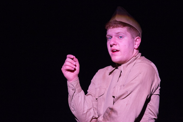 Photo Flash: First Look At Lakewood Playhouse Production Of BILOXI BLUES