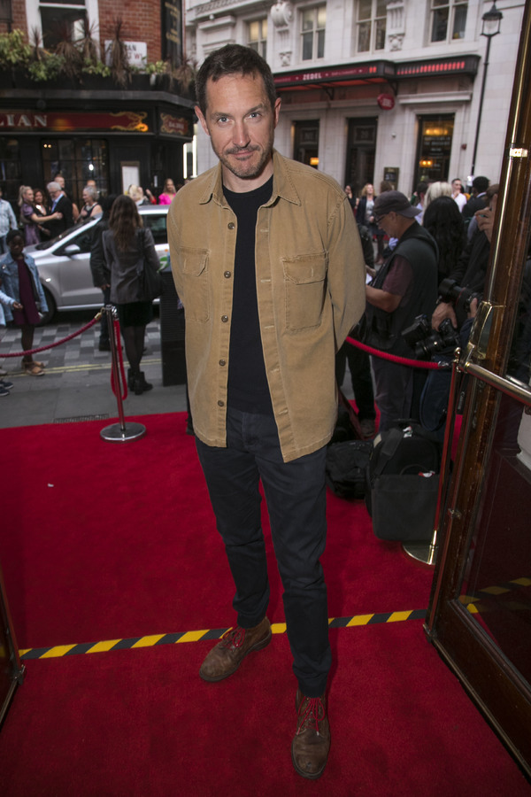 Bertie Carvel Photo