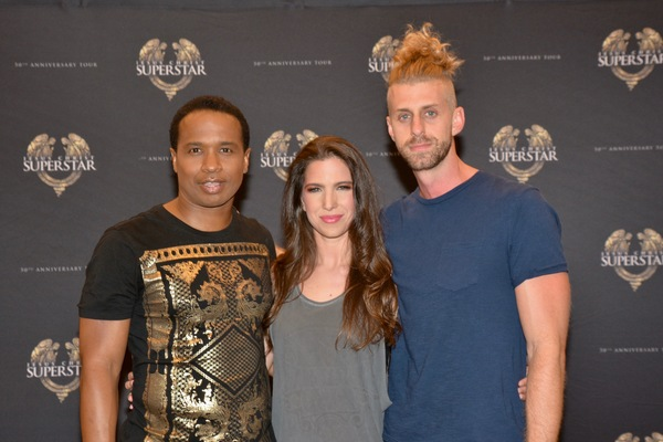 James Delisco Beeks, Jenna Rubaii and Aaron Lavigne Photo