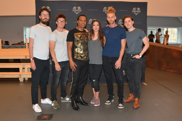 Photo Coverage: Meet the Cast of the JESUS CHRIST SUPERSTAR National Tour