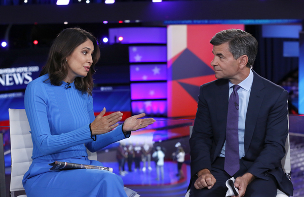 Photos: See Photos from Tonight's Democratic Debate on ABC