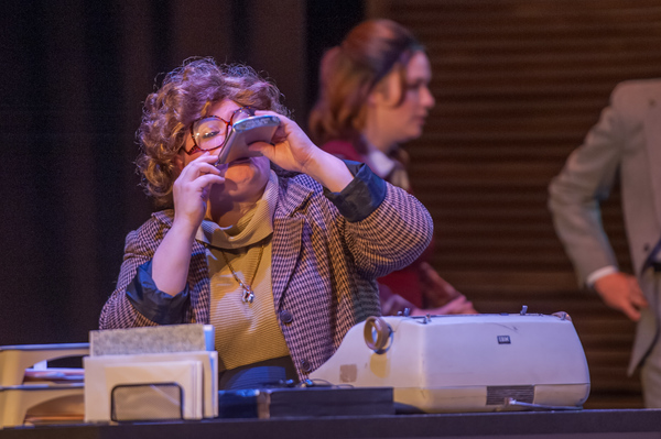Photo Flash: First Look at Rivertown Theaters' 9 TO 5