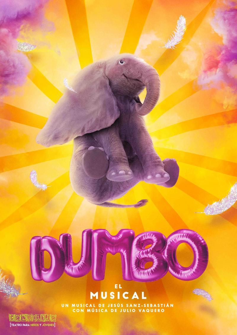 DUMBO. EL MUSICAL llega al Teatro Nuevo Apolo