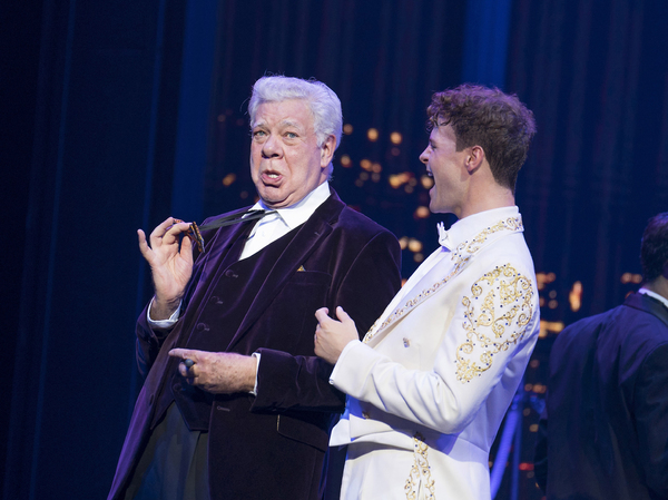 Matthew Kelly and Jay McGuinness