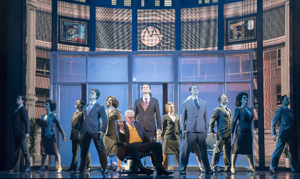 Matthew Kelly and cast