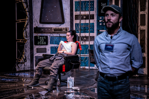 Photo Flash: First Look at THE ABSENTEE At Know Theatre