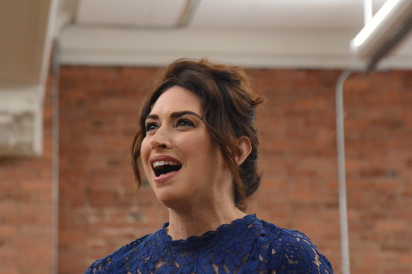 Photo Coverage: Meet the Cast of Paper Mill Playhouse's Judy Garland Musical- CHASING RAINBOWS