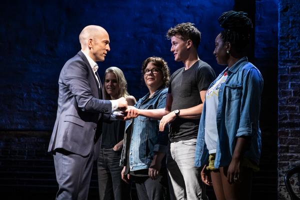 Photo Flash: DERREN BROWN: SECRET Brings Magic to Broadway