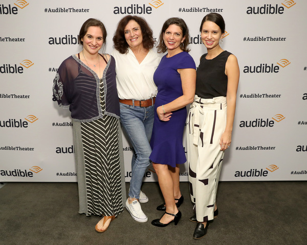 Photo Flash: CERTAIN WOMAN OF AN AGE Celebrates Opening Night