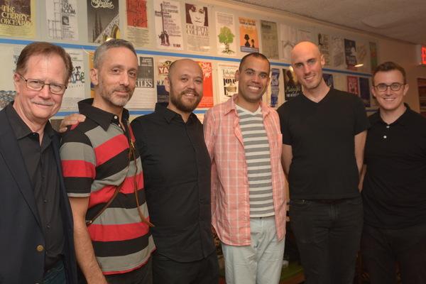 Fran Minarik, Evan Zavada, Dan Erven, Ben West, Steve Whipple and Sam Larrara Photo