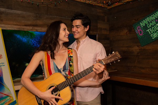 Photo Coverage: Meet The Cast of the ESCAPE TO MARGARITAVILLE National Tour!