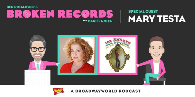 BroadwayWorld Announces Podcast Launch - Ben Rimalower's Broken Records, The Albums You Wouldn't Shut Up About
