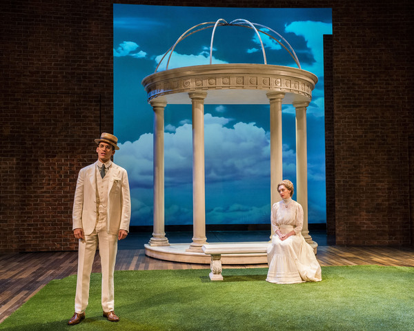 Photo Flash: First Look At Ethan Coen's A PLAY IS A POEM At Mark Taper Forum