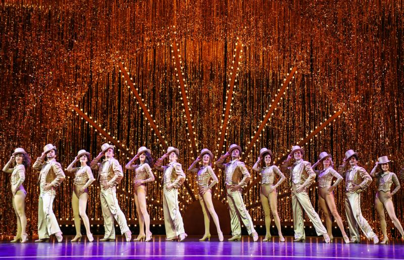 BWW Interview: Actress Sarah Bowden Talks A CHORUS LINE at Theatre Under The Stars