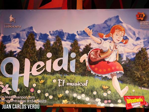 PHOTO FLASH: La nueva programación del Teatro Sanpol anuncia HEIDI, EL MUSICAL