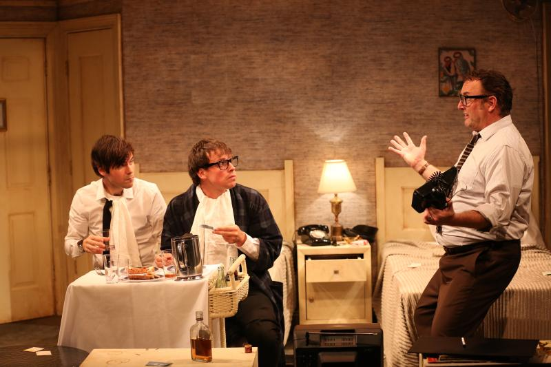 BWW Review: ONLY YESTERDAY-A Fascinating Show that Brings Lennon and McCartney Together Again