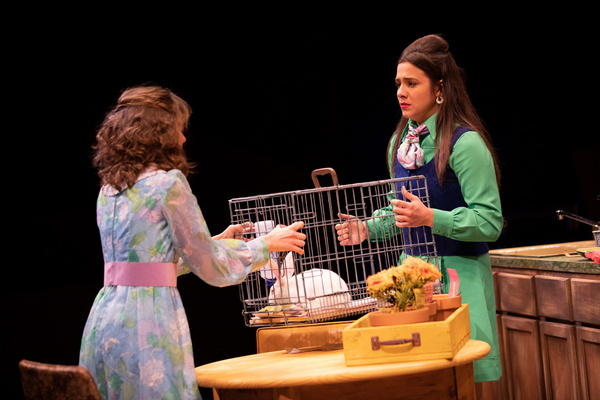 Photos: First Look At Flint Repertory Theatre's THE EFFECT OF GAMMA RAYS ON MAN-IN-THE-MOON MARIGOLDS