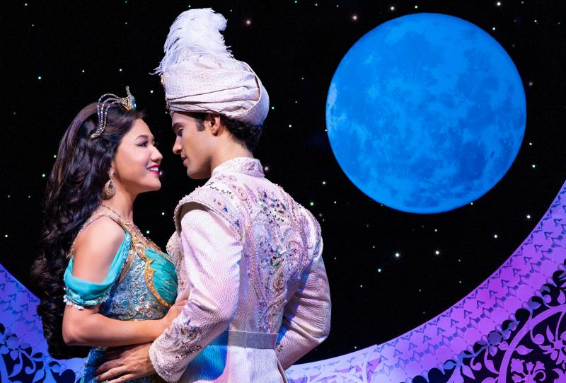 """BWW Review: THE """"GENIE-US"""" OF ALADDIN at Blumenthal Performing Arts Center"""