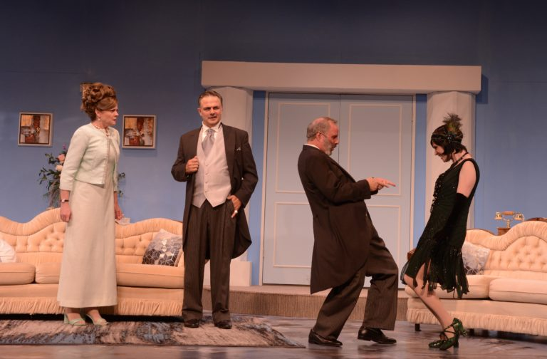 BWW Review: THERE GOES THE BRIDE at Stage West Theatre Restaurant