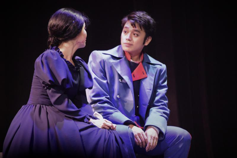 Photos: First Look at Stephen Sondheim's PASSION; Show Runs Now Thru 29 Sept.