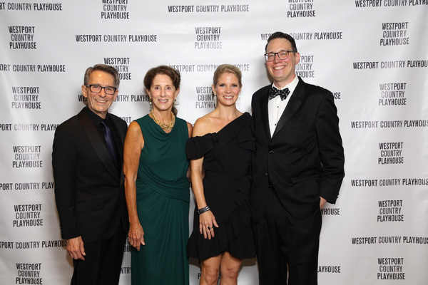 Photo Flash: Inside Westport Country Playhouse's Gala, Featuring Kelli O'Hara and Seth Rudetsky
