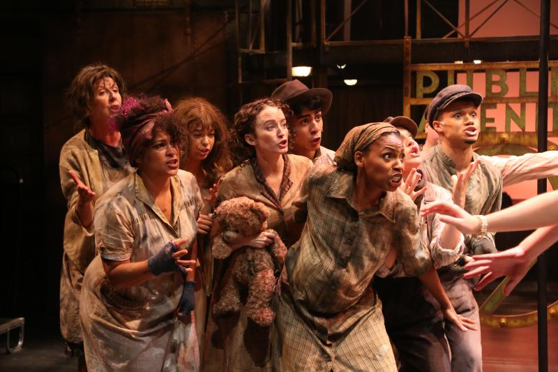 BWW Review: Nashville Rep's 35th Season Celebration Kicks Off With Astonishing URINETOWN THE MUSICAL