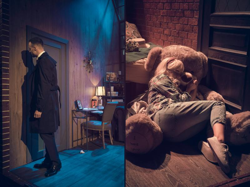 BWW Review: THE LAST FIVE YEARS at Taganka Theatre