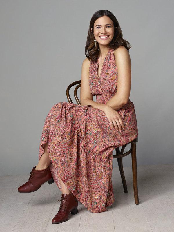Mandy Moore as Rebecca