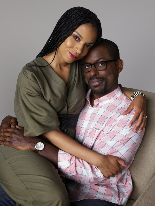Susan Kelechi Watson as Beth Pearson, Sterling K. Brown as Randall Pearson