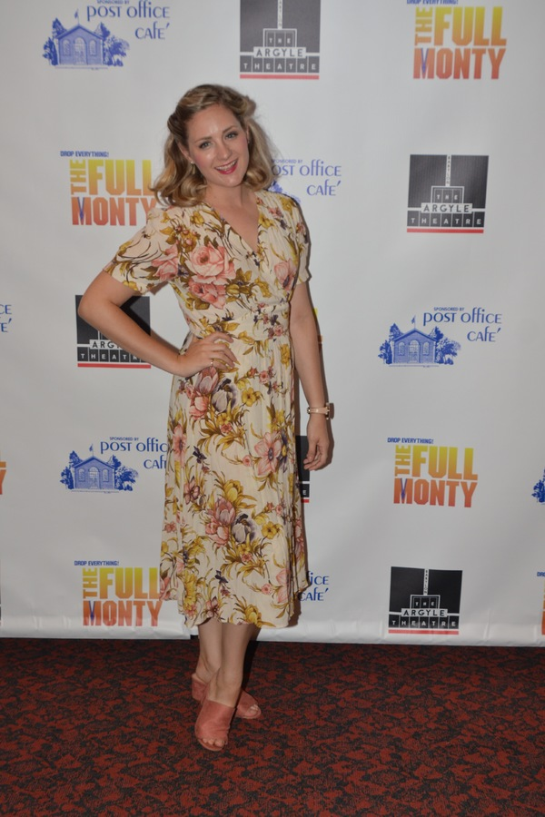 Photo Coverage: THE FULL MONTY Opens at The Argyle Theatre