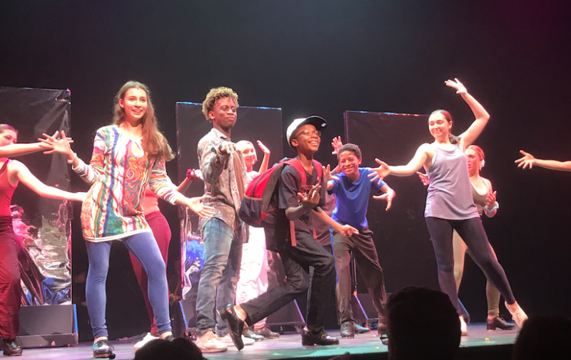 BWW Review: THE TAP DANCE KID at NJPAC