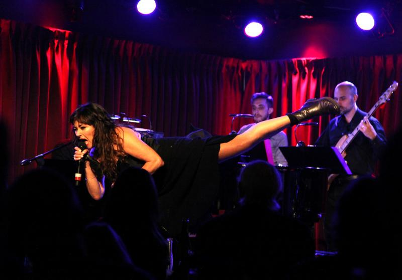 BWW Review: FRANCES RUFFELLE LIVE(S) IN NEW YORK Is Unapologetically Original at The Green Room 42