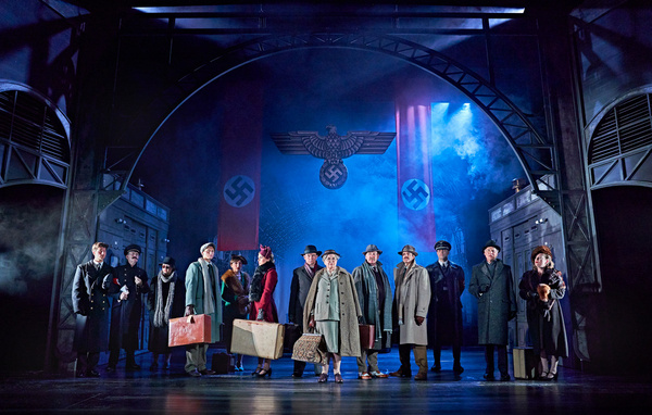 Photo Flash: First Look at THE LADY VANISHES at Darlington Hippodrome