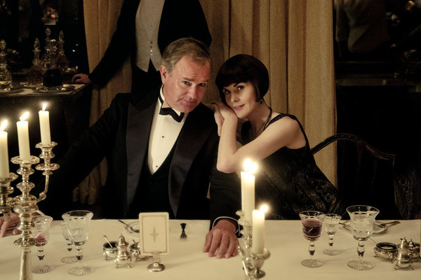 Photo Flash: NBC Shares First Look at RETURN TO DOWNTON ABBEY: A GRAND EVENT