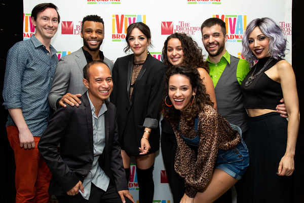 Photo Flash: Inside Viva Broadway's EL CONJUNTO Concert Series