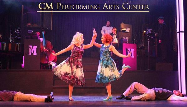 Photos: CM Performing Arts Center Presents SWING! In The Noel S. Ruiz Theatre
