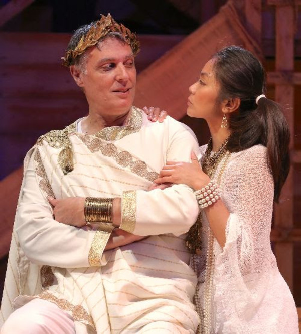 Photo Flash: Gingold Theatrical Group Presents CAESAR & CLEOPATRA