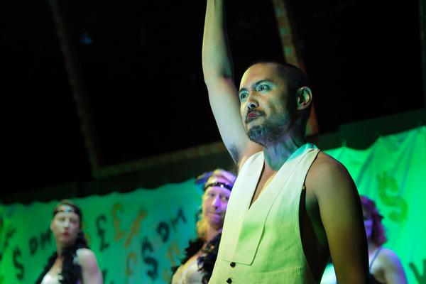 Photo Flash: Sherman Playhouse Presents CABARET